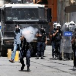 Excessive Force and Turkish Protests